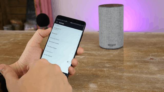 Best Smart Speaker for Privacy Amazon Echo 2nd Generation