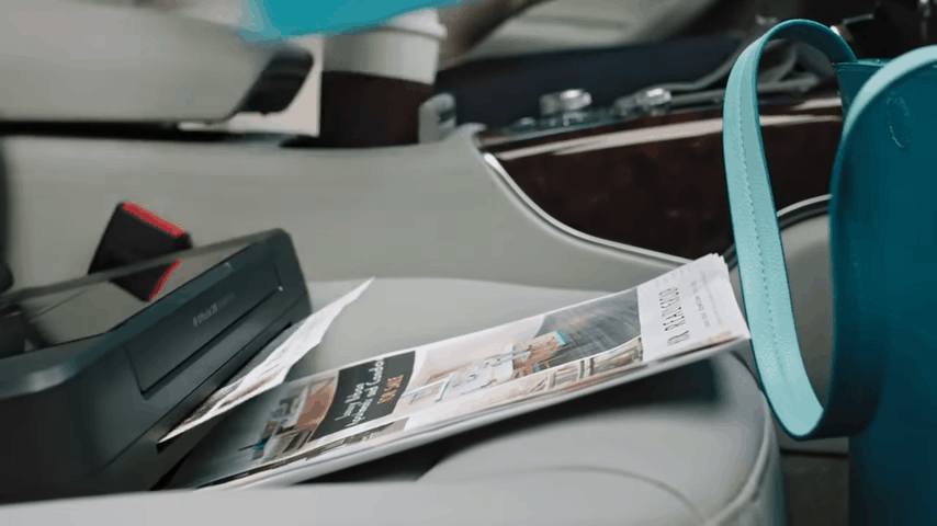 Best Portable Printer for Car - HP Officejet 250