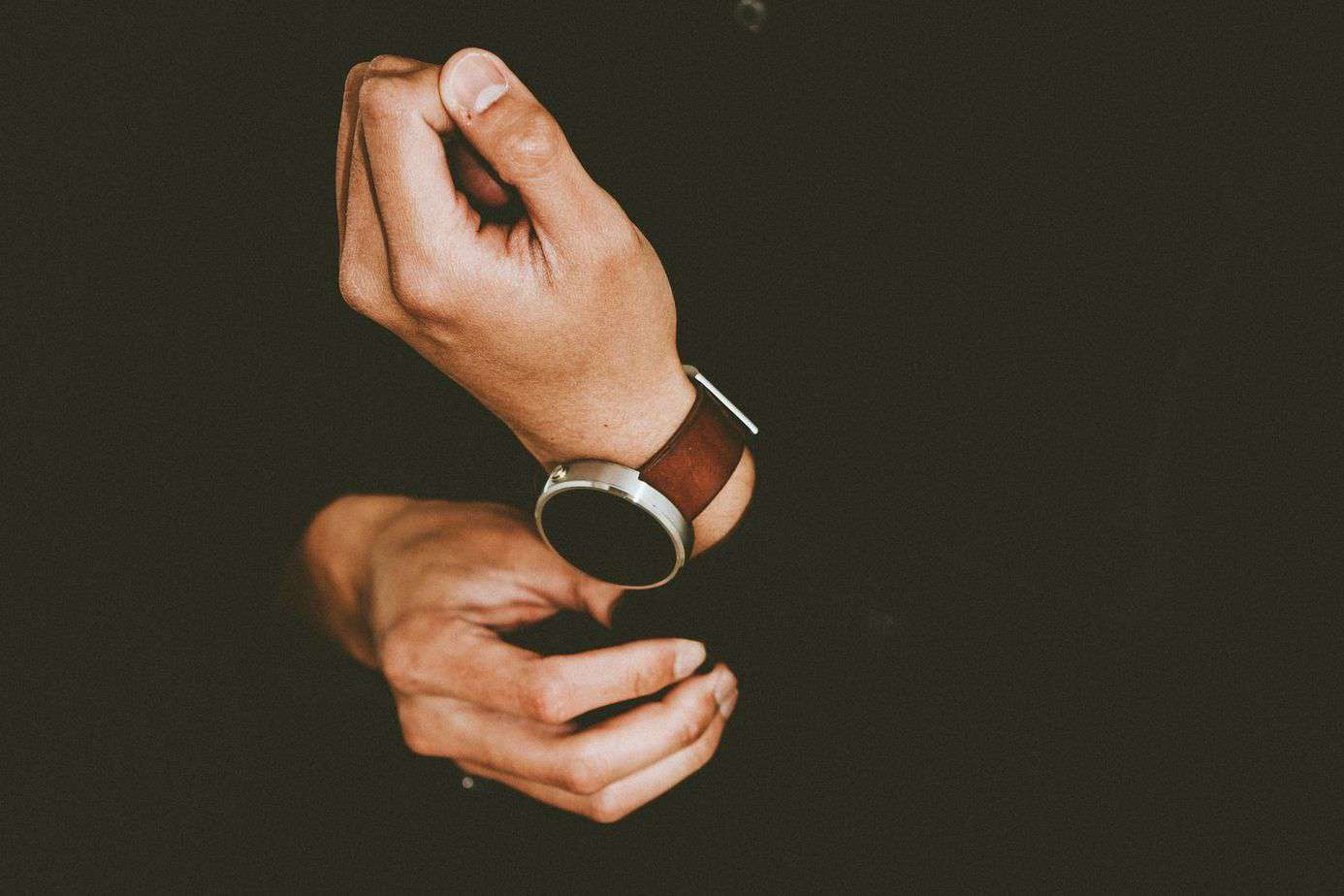 hands cropped