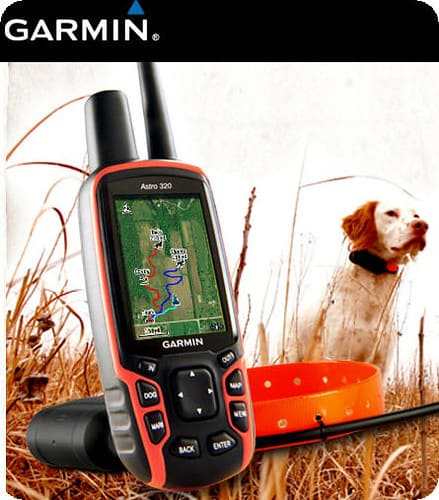 Garmin Astro dog tracker