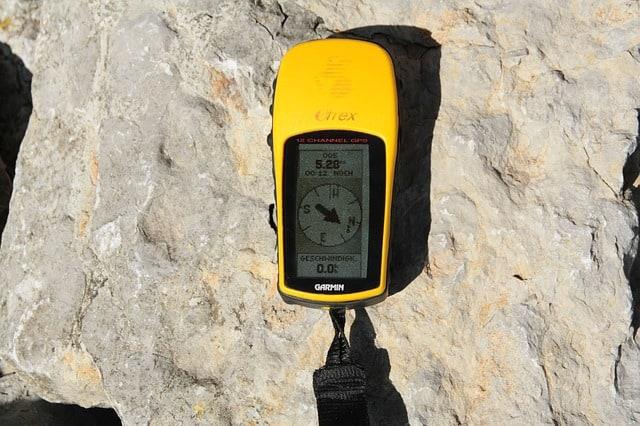 Garmin GPS, Geocaching tracker