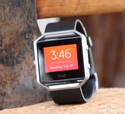 Fitbit GPS