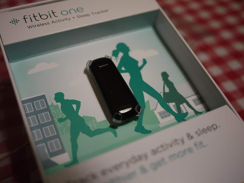 Fitbit tracking devices
