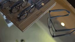 Fitness Tracker Glasses