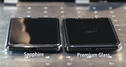 Sapphire Glass Better than Gorilla Glass