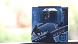 SereneLife Clip-on Wearable Camera