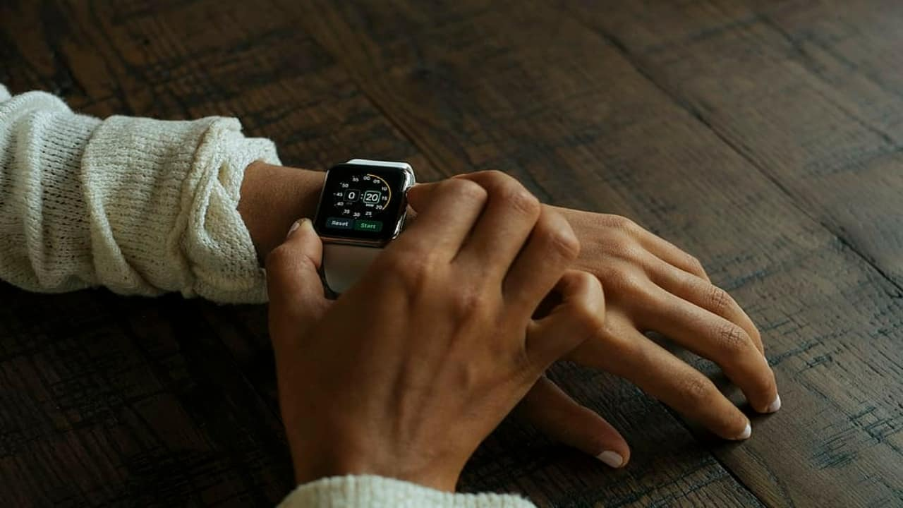 Smartwatch for Nurses doctors