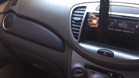 Tracking Device on Car