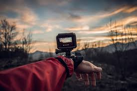 Wearable Camera for Running & Travelling