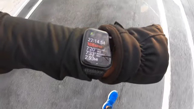 Apple Watch Workouts for Running