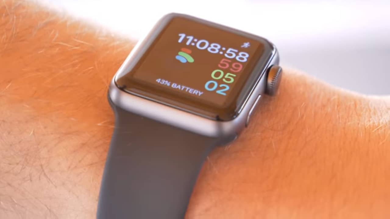 Apple Watch calories burned incorrectly