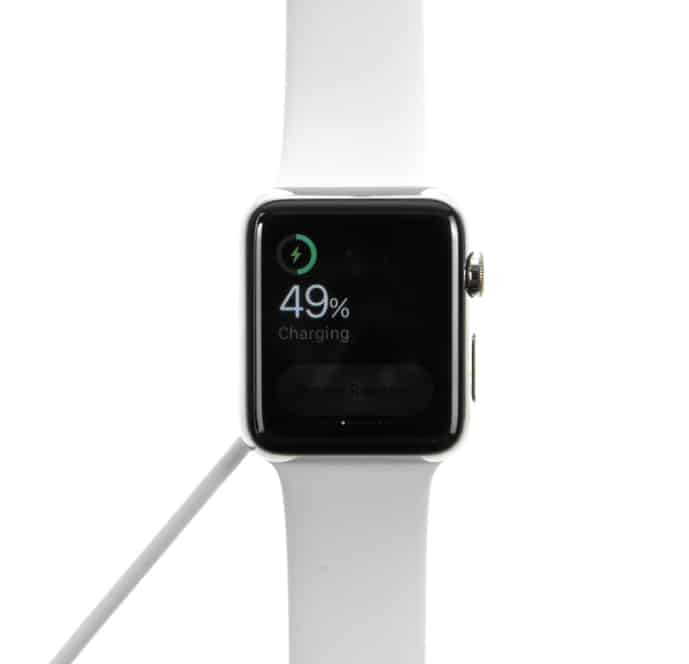 Charging Your Apple Watch