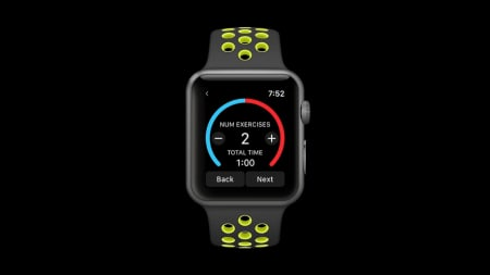 How do you do HIIT on Apple Watch?