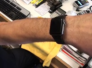 Wrist Detection on Apple Watch