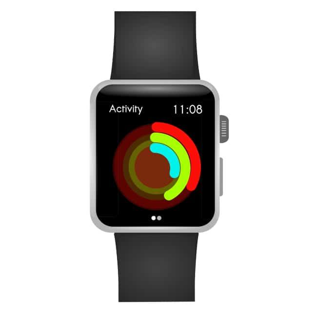 apple watch track my running