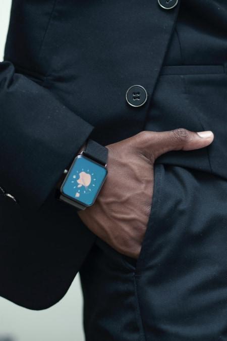 watch in pocket