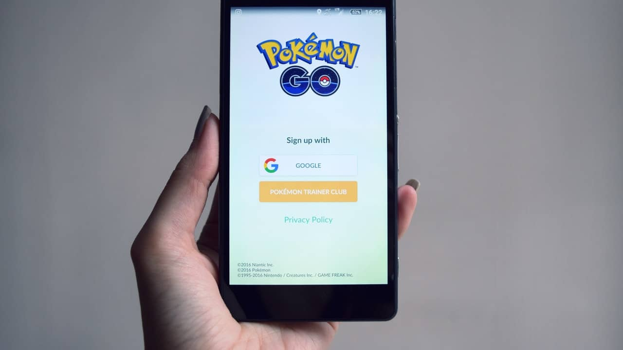 connect Pokémon Go to Google Fit