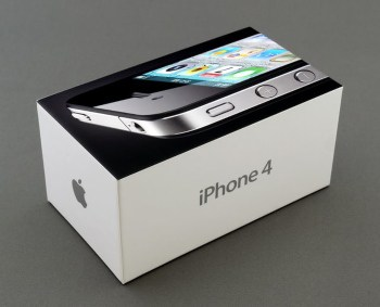 iPhone official box