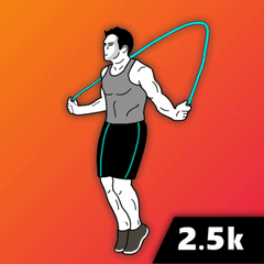 Jump Rope Workout by Power Ups