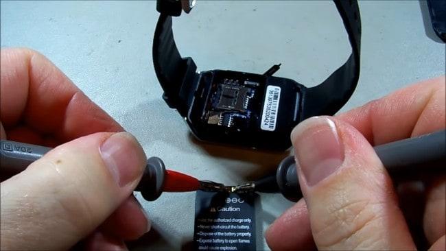 Smartwatch Repairing