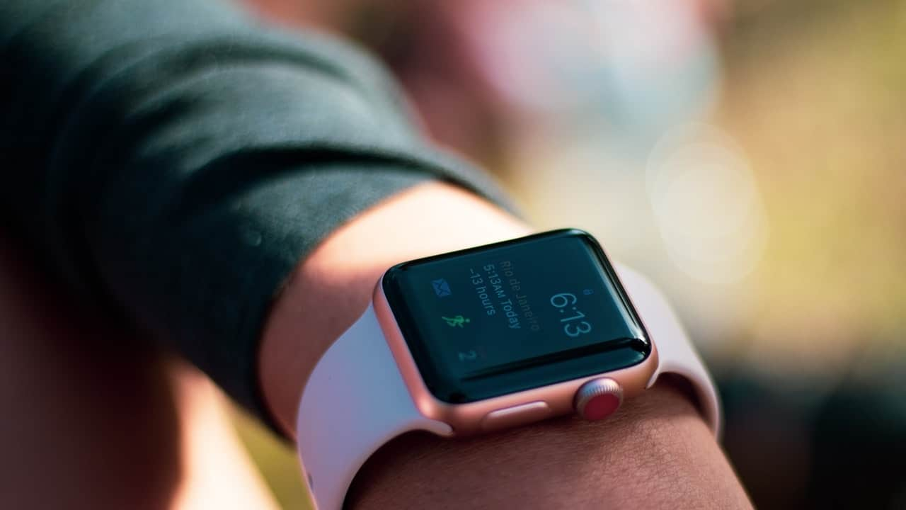 Smartwatch tell your Temperature