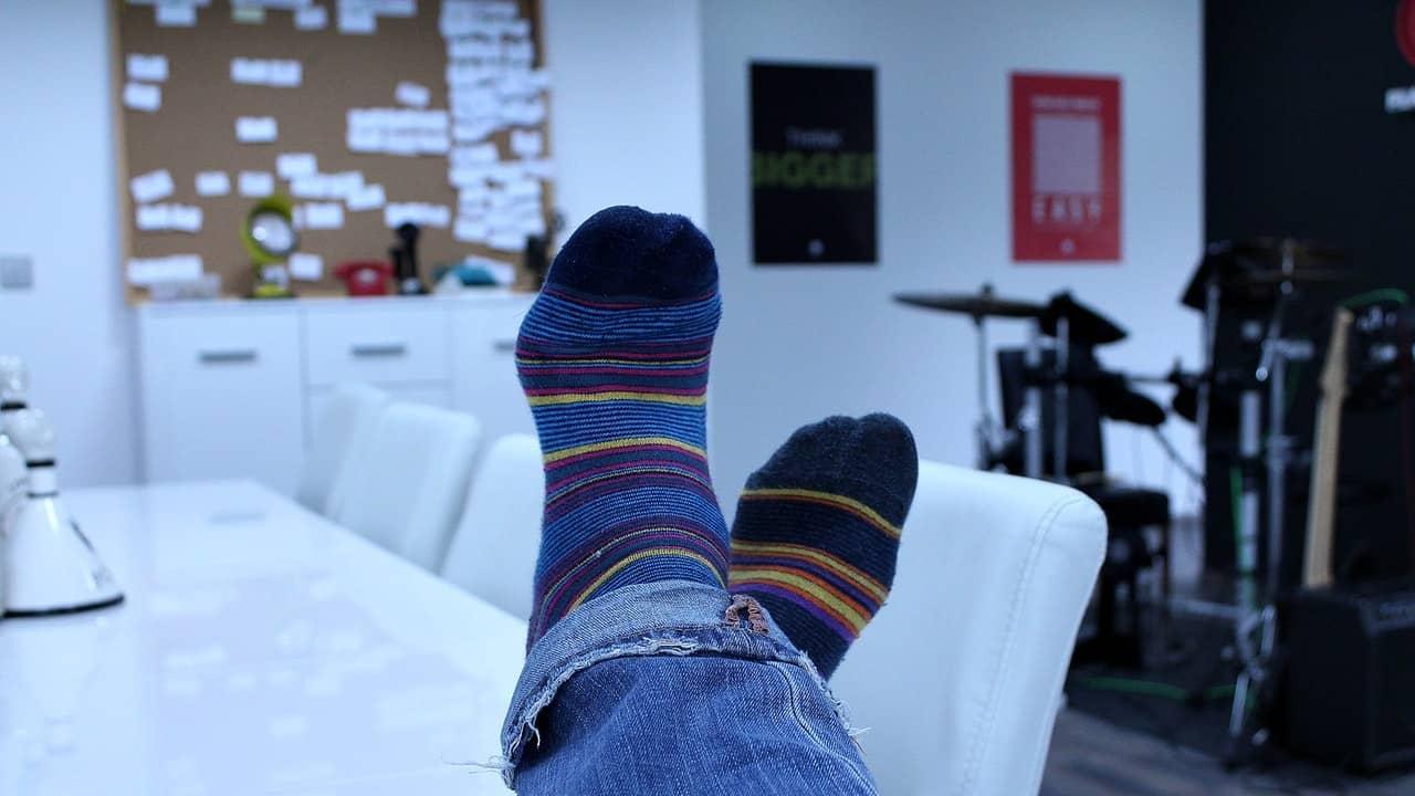 Socks for Wide Feet