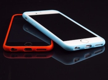 two iphone