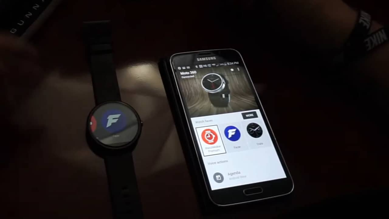 WatchMaker vs Facer