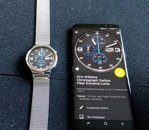 WatchMaker vs Facer: Watch Faces Collection