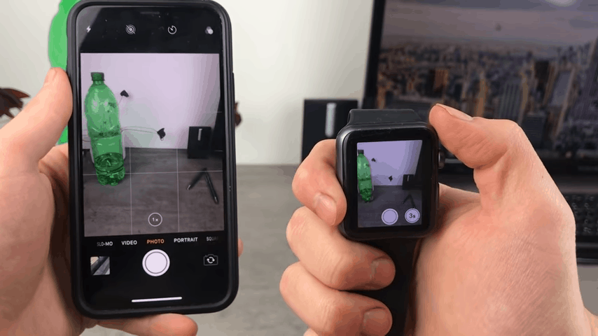 Camera Apps for Apple Watch