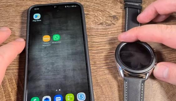 Whatsapp on Smartwatch