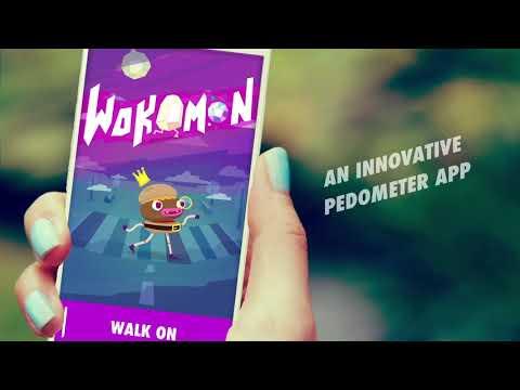 Apple Watch Exercise & Fitness Games - Wokamon