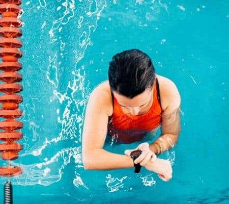Apple Watch not Counting Swim Laps