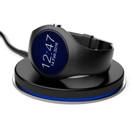 smartwatch wireless charging