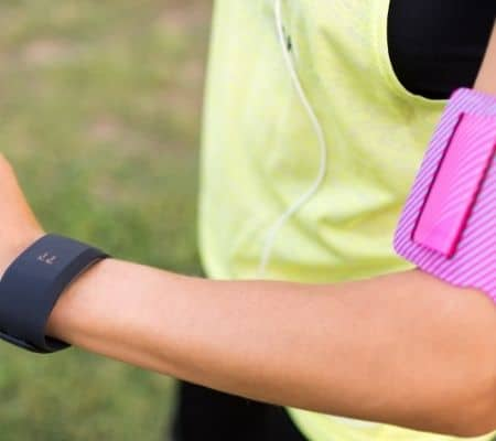 Armband Heart rate Monitor