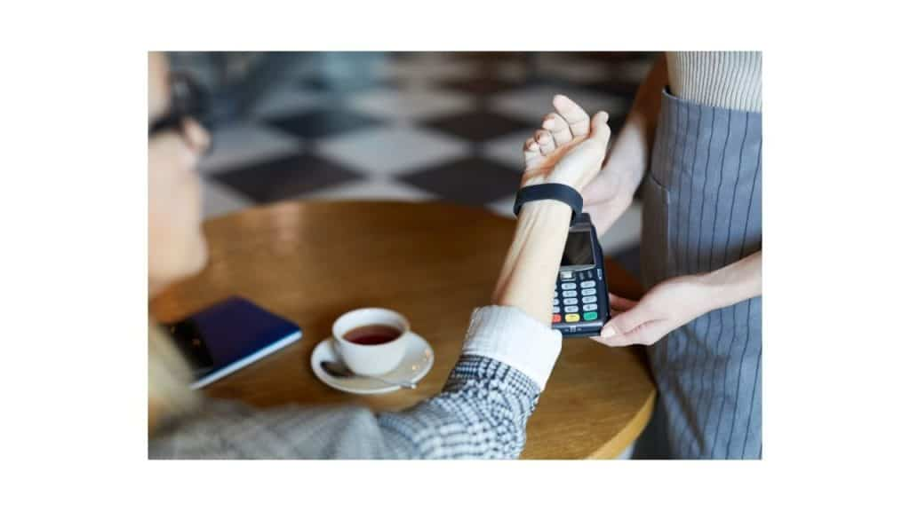 Paying with a Smartwatch safety concerns